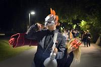 Paraabeli, Mutisevat Maskit promo 1
