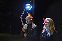 Paraabeli, Mutisevat Maskit promo 2